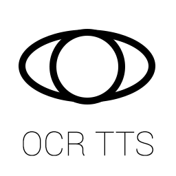 Icon for OCR TTS